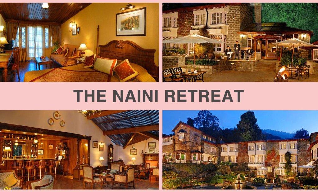 Hotel Naini Retreat Nainital