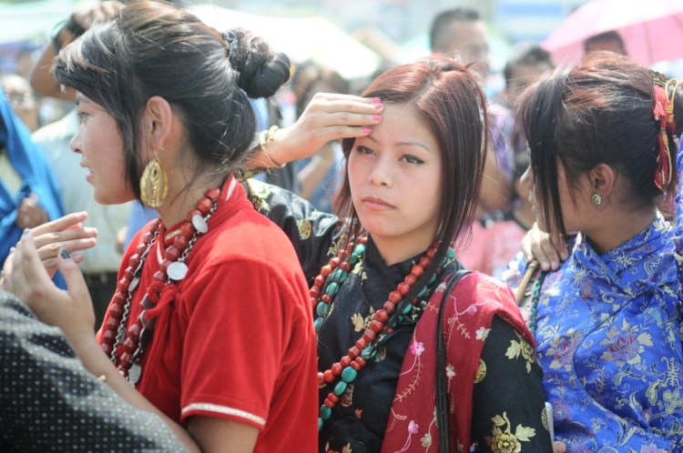 Buddhist community celebrates Losar in bhutan
