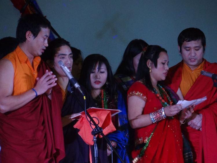Buddhist community celebrates Losar