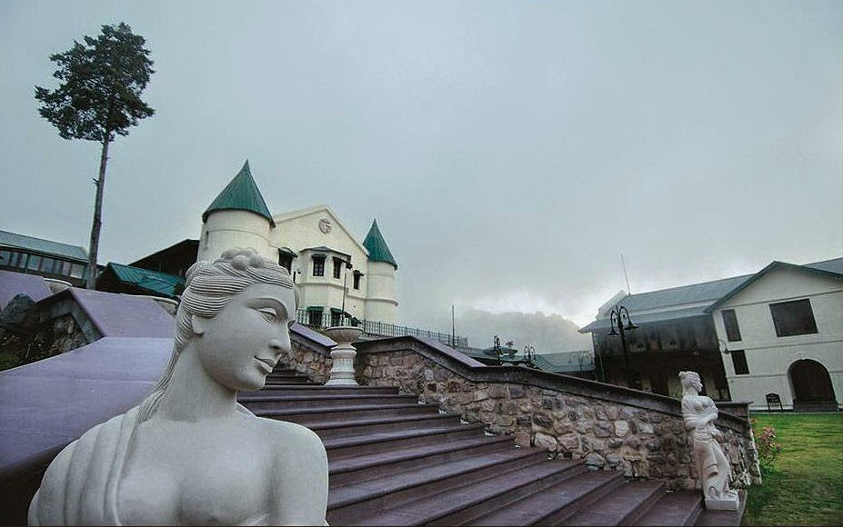 Fortune The Savoy Hotels in Mussoorie