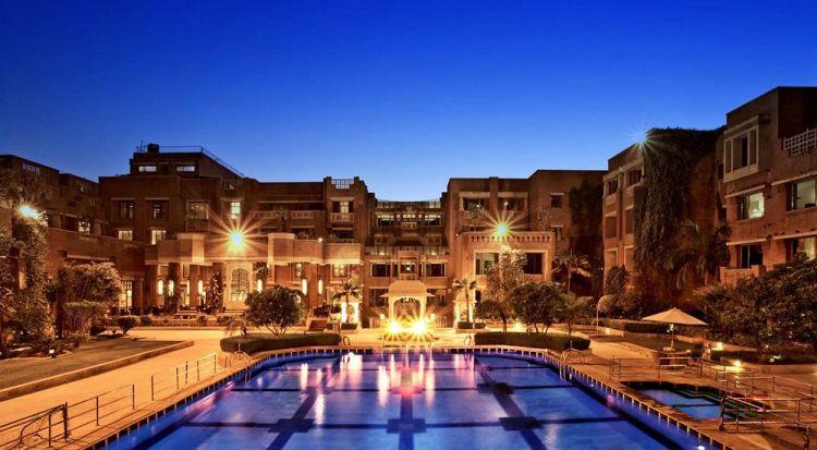 Luxury hotels in Jaipur2