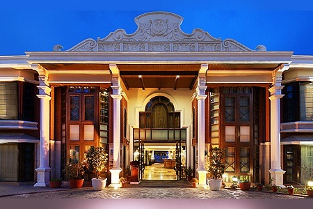The Golden Palm Hotel in Mussoorie