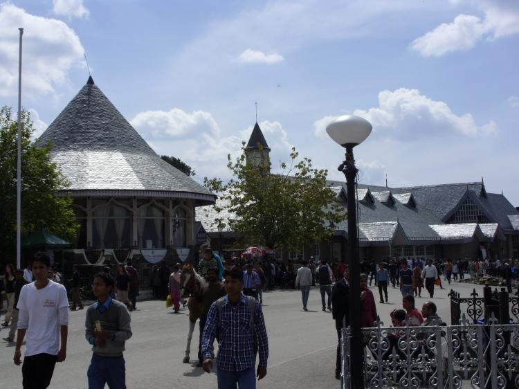 Oberoi Clarkes Shimla