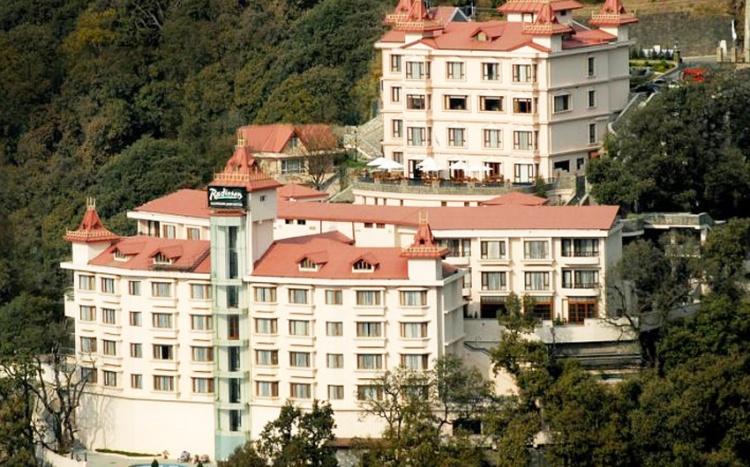 Radisson Jass, Shimla