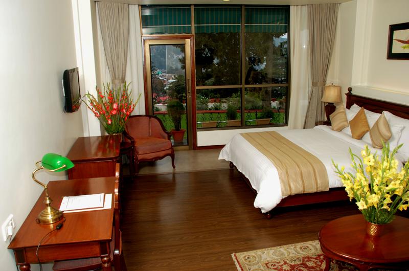 The Manu Maharani Hotel Nainital