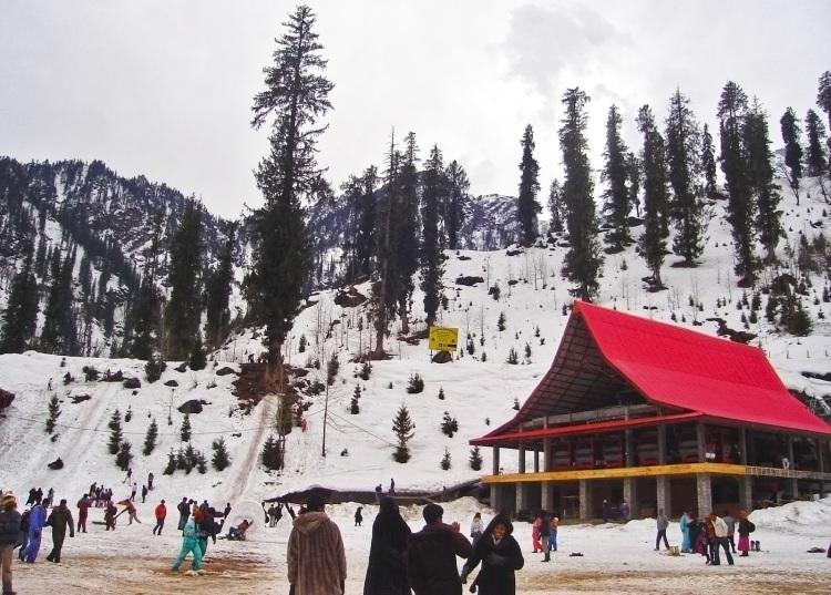 Vaishno Devi Srinagar Tour