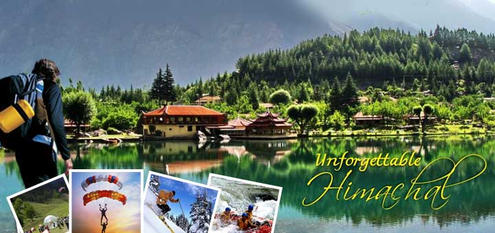 The hill stations of Himachal Pradesh in India, also known as Dev Bhumi, are immensely blessed by the natural beauty that attracts the attention of tourists from all over the world