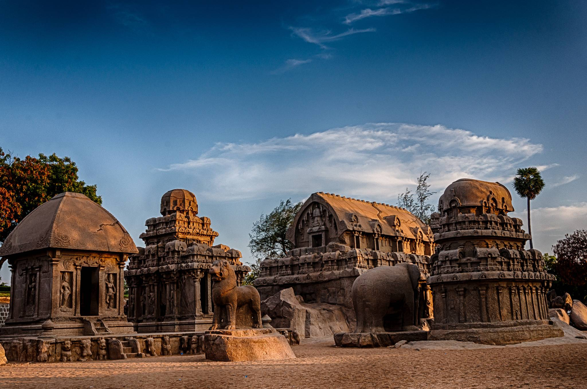 Covering Chennai Mahabalipuram And Pondicherry Holiday Trip Tours Package