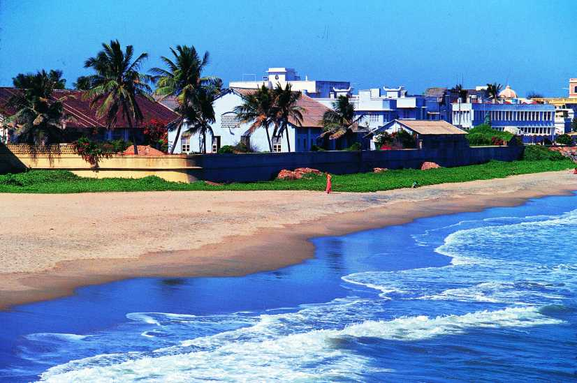 Pondicherry Beaches