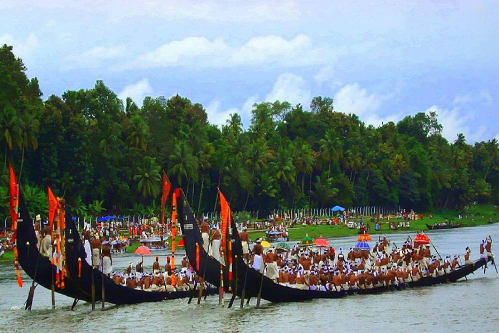 Backwater tourism destinations in Kerala
