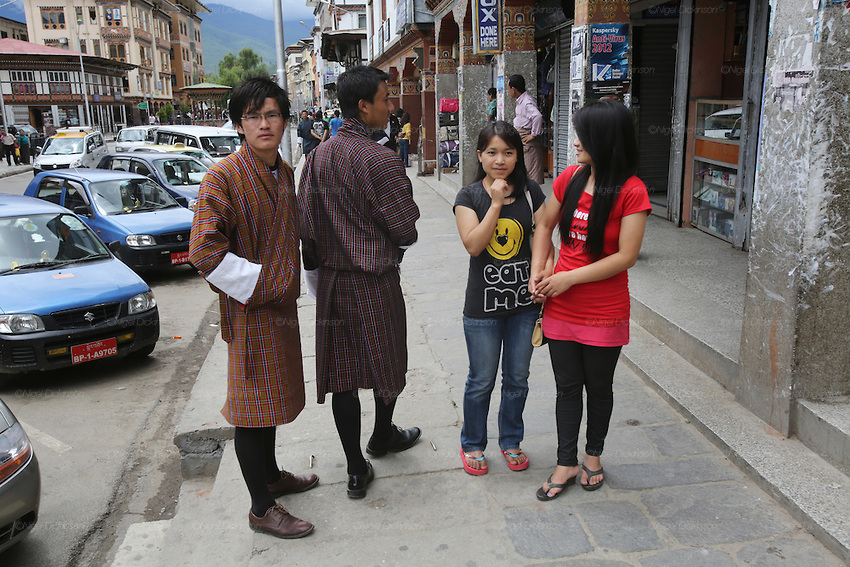Bhutan the country of Gross National