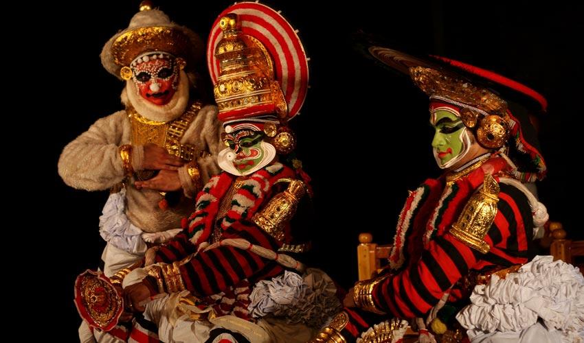 Cultural Tourism development in Kerala