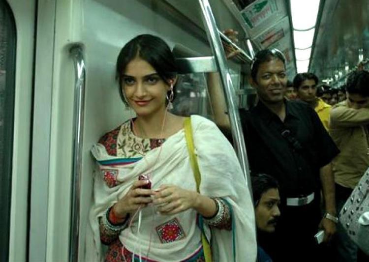 मैट्रो रेल Delhi Metro