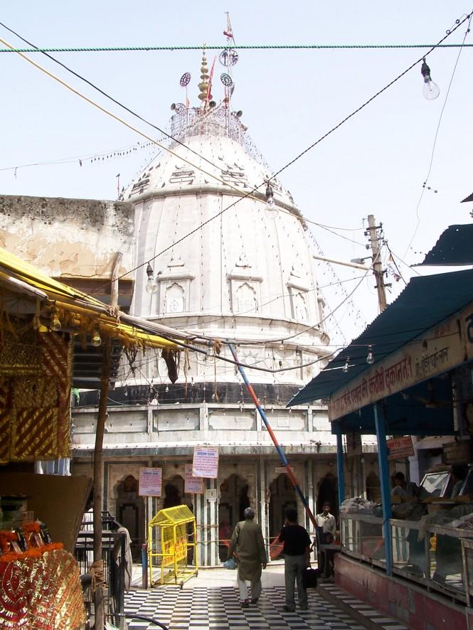 कालका जी मंदिर