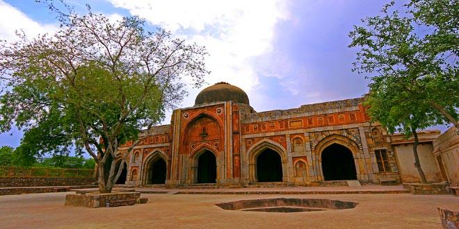 जमाली कमाली मस्जिद