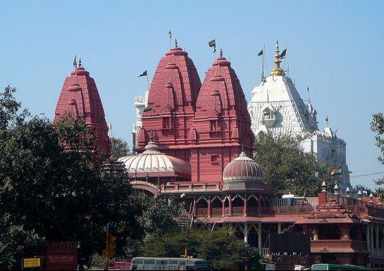 दिगंबर जैन मंदिर