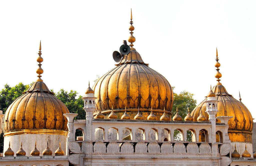 सुनहरी मस्जिद