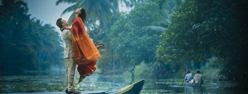 kerala backwater honeymoon