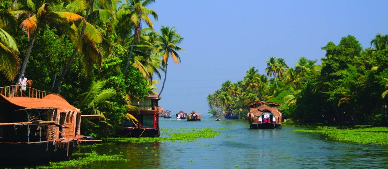 Kerala Tourism banners
