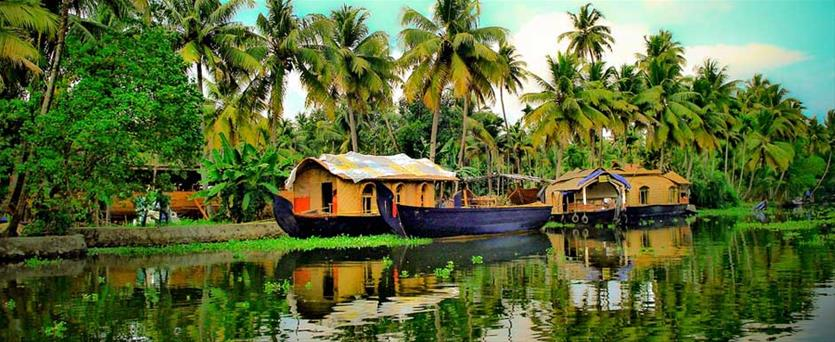 Tourism Products And Tourist Destinations Of Kerala Tour Packages From Delhi India