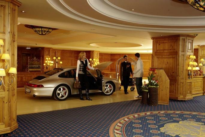 Luxury hotels in Mumbai