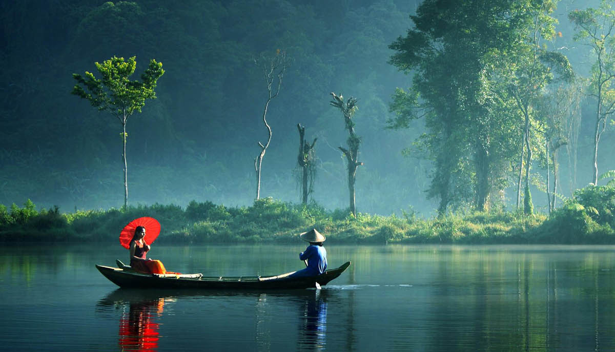 Monsoon Tourism in Kerala
