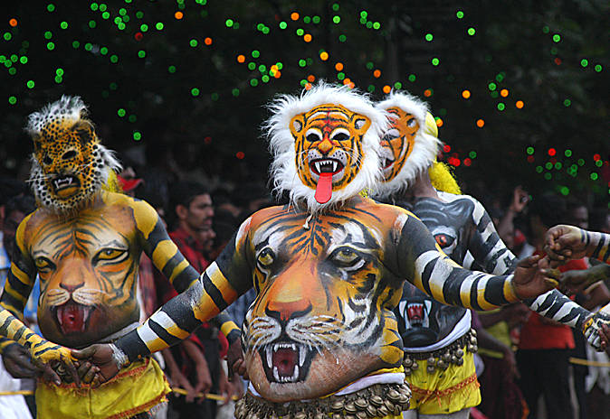 ultural attractions must in Kerala
