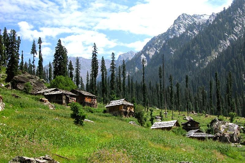 जम्मू और कश्मीर - फिजिओग्राफी
