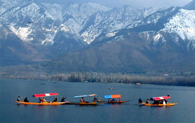 जम्मू और कश्मीर में पर्यटन
