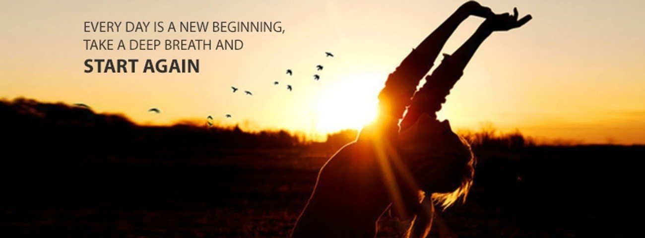 Every Day New Beginning