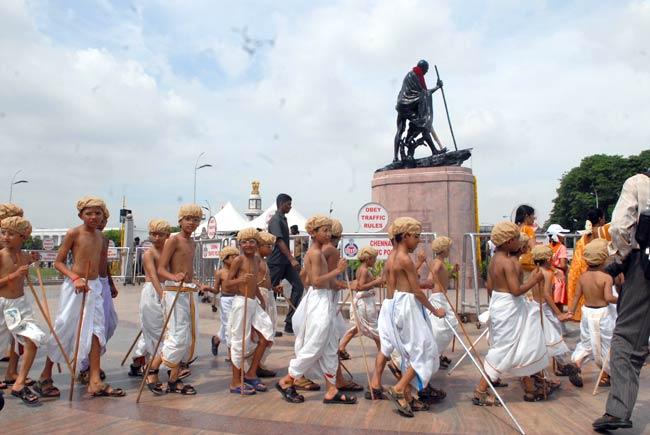 Gandhi Jayanti Weekend