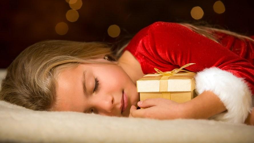 Girl Child Christmas