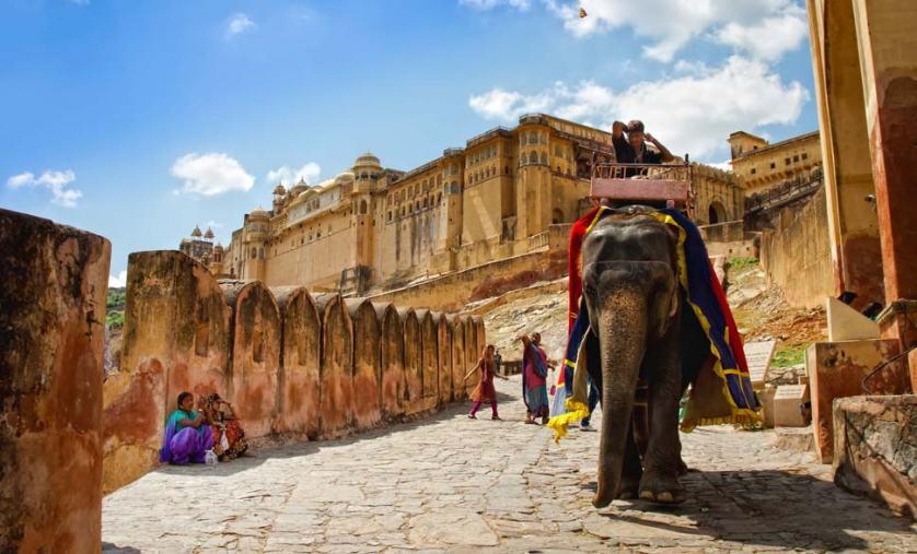 आमेर का किला और ऐतिहासिक महत्व