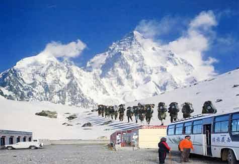 Kailash Mansarovar Yatra by Road