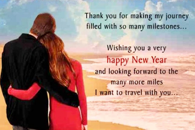 new year wishes for wife