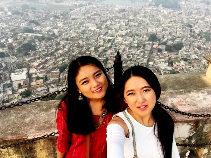 Agra - Jaipur