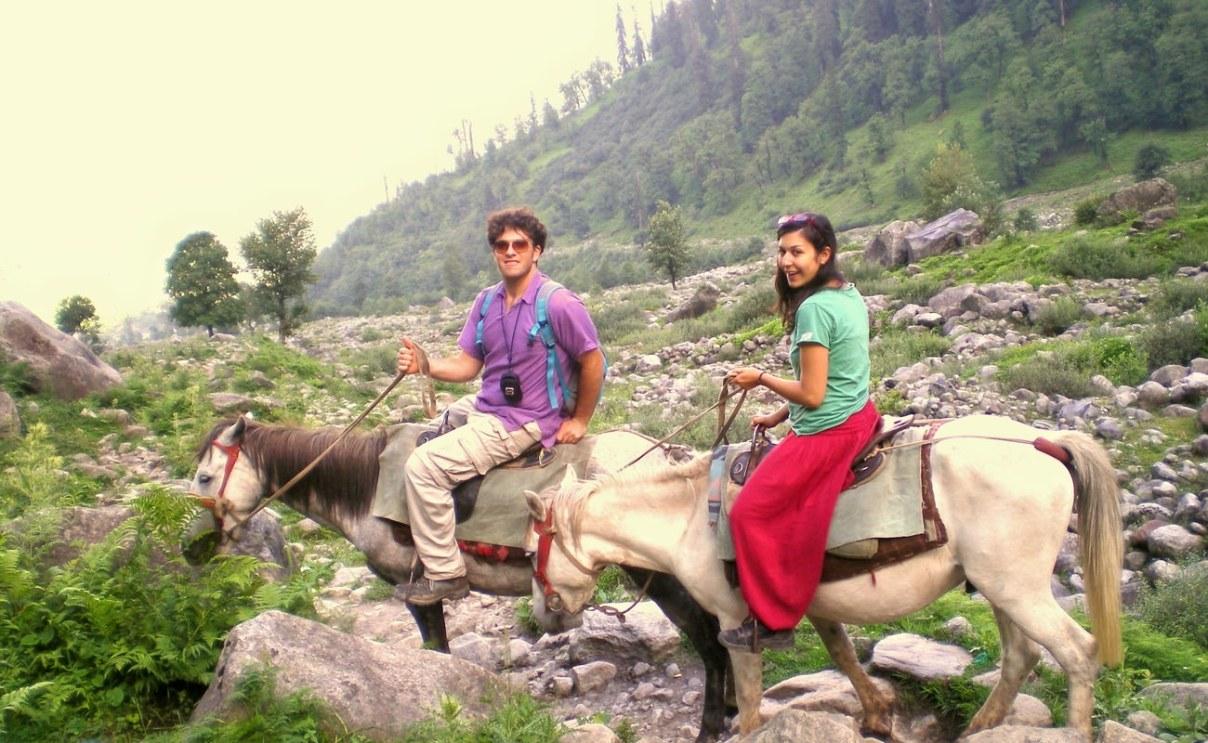 Chandigarh sightseeing with girls