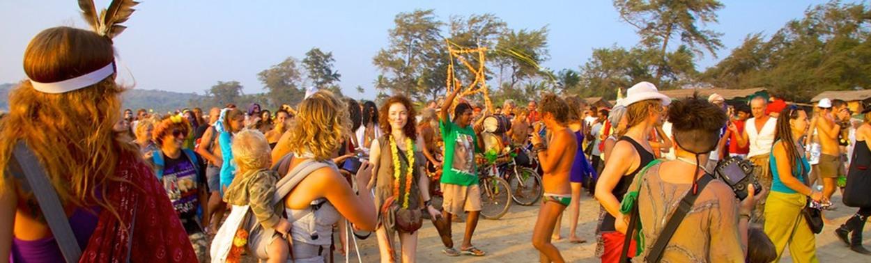 गोवा पर्यटन का स्वर्ग