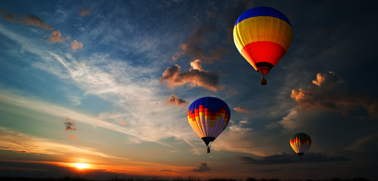 Hot Air Balloon Rides India Enjoy Ride Lifetime Sunshine