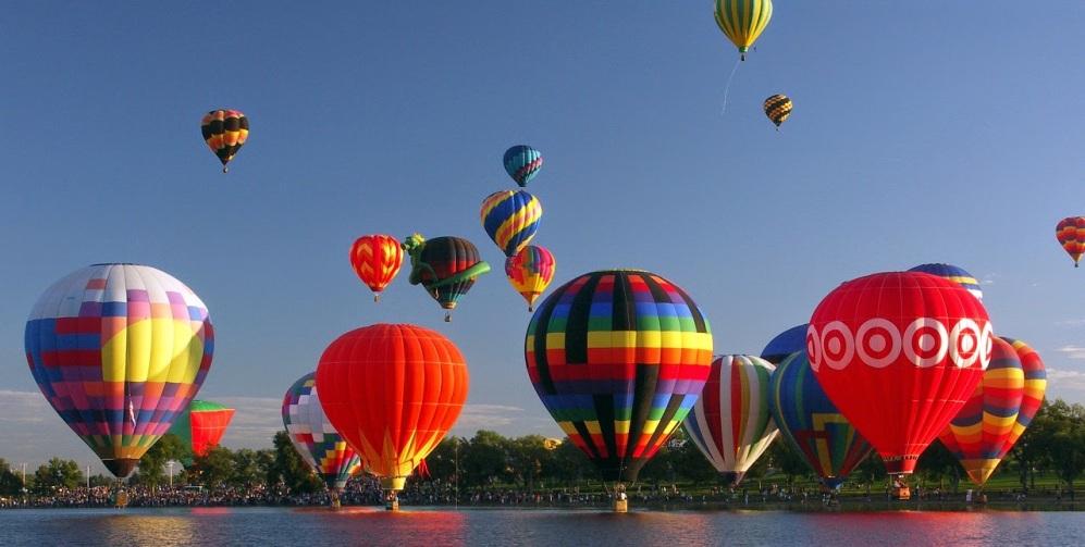 Hot Air Balloon Ride in Goa