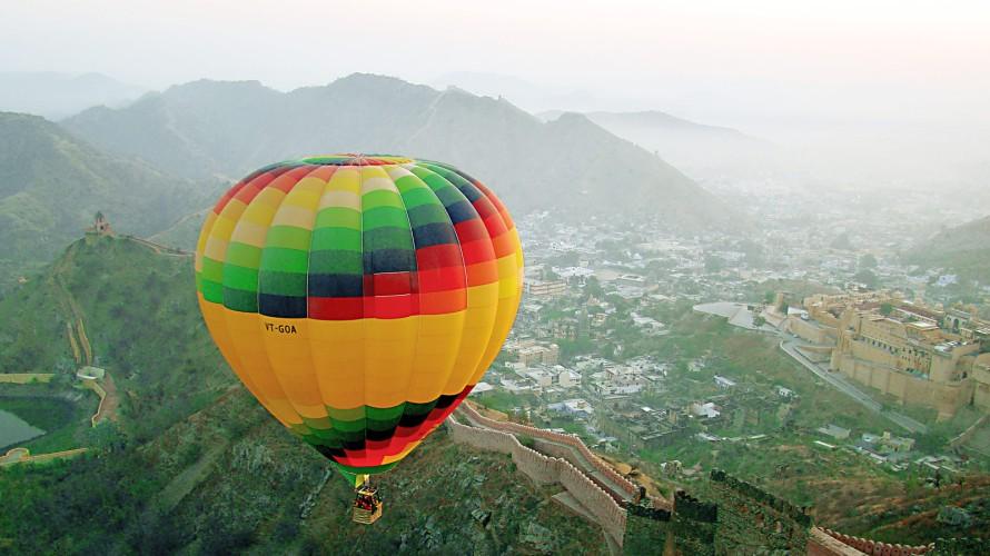 Hot Air Balloon Ride in Jodhpur
