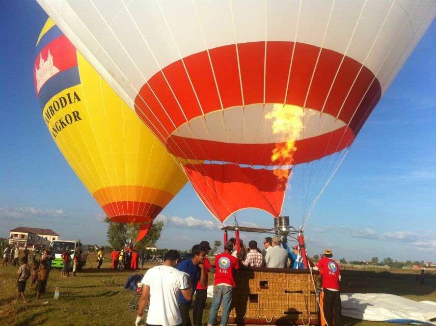 Hot Air Balloon Ride in Lonavala, Mumbai