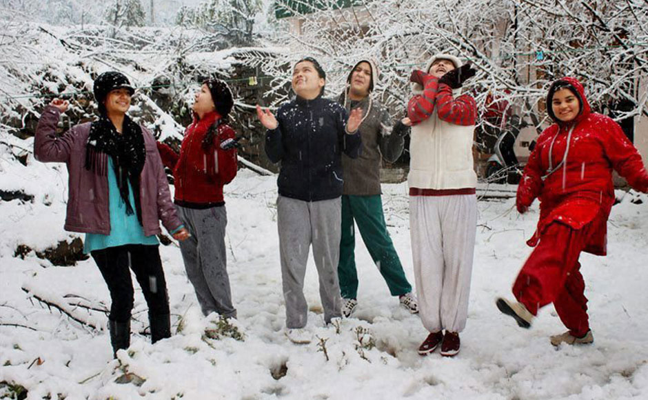 Shimla sightseeing with girls