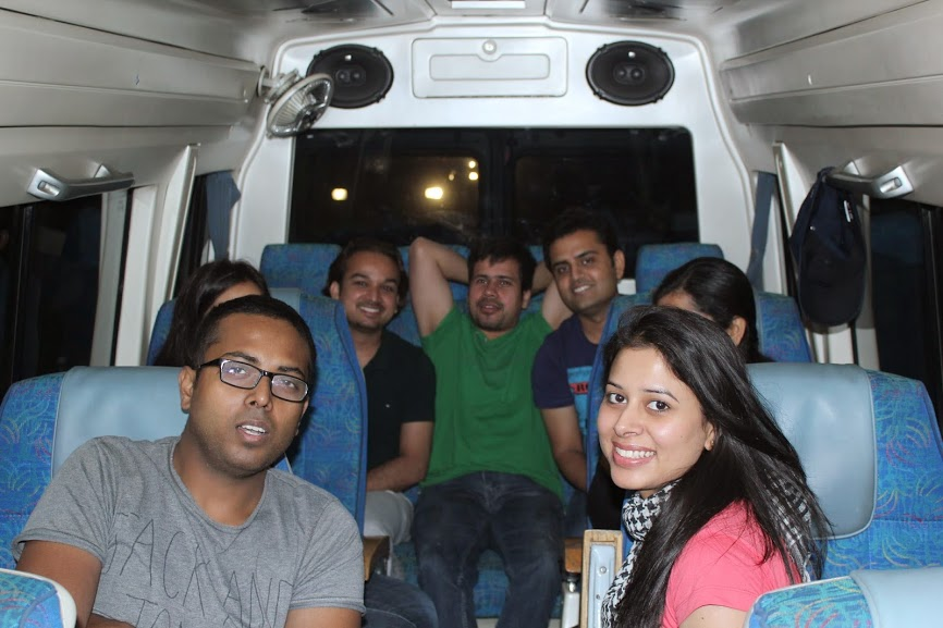 Tempo Travellers in India
