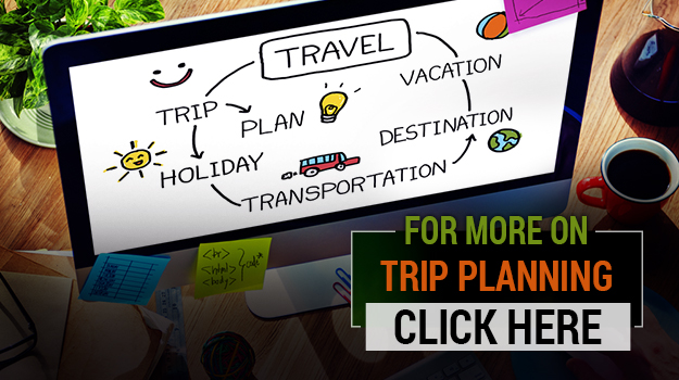trip planning in india