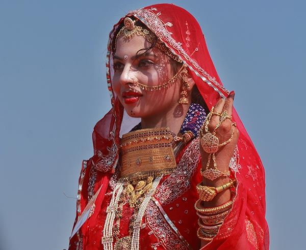 Discover the Rajasthani Natural jewellery