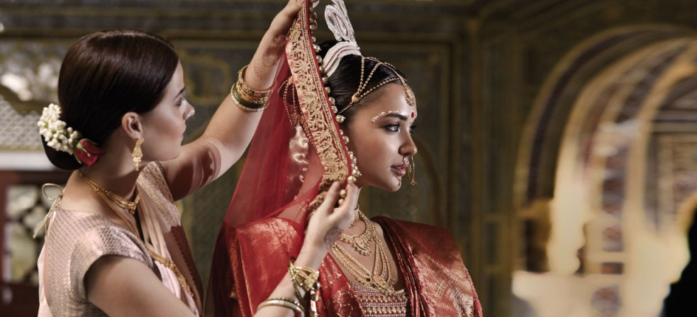 Discover the Rajasthani Princess jewellery