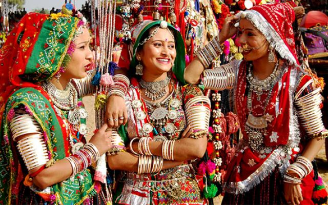 Discover the Rajasthani traditional jewellery