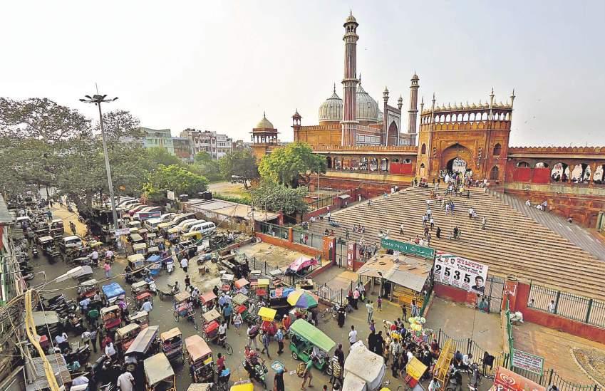 दिल्ली की धार्मिक यात्रा