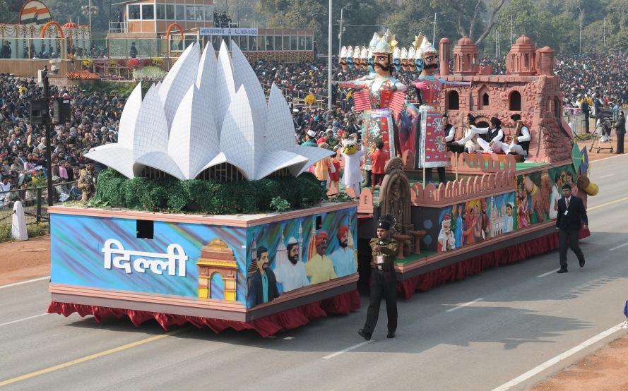 दिल्ली की सांस्कृतिक यात्रा